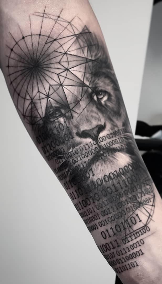 tatuagens-de-leão-masculinas-37