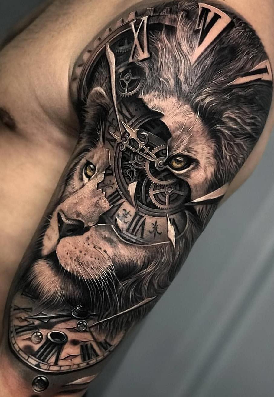 tatuagens-de-leão-masculinas-48