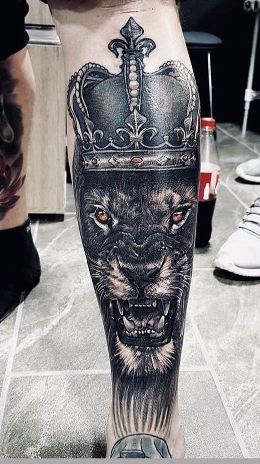tatuagens-de-leão-masculinas-49