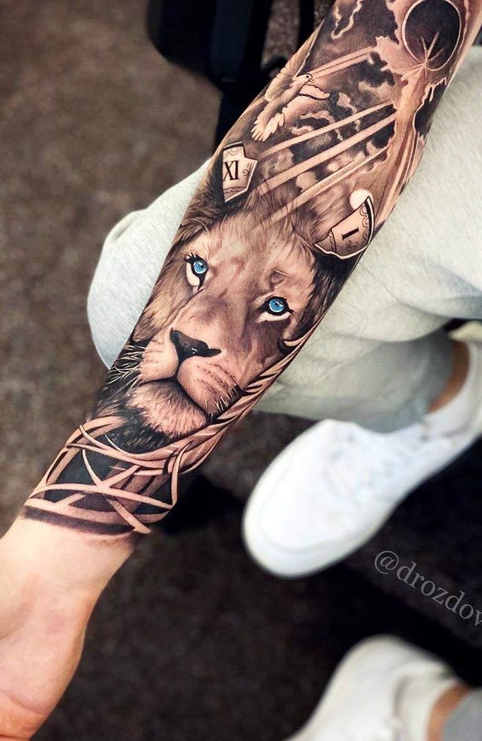 tatuagens-de-leão-masculinas-5