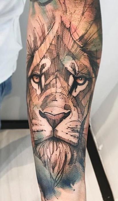 tatuagens-de-leão-masculinas-53
