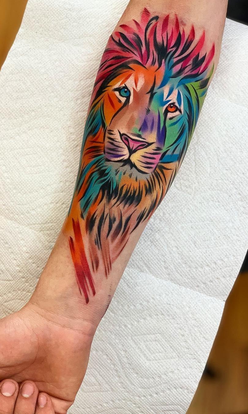 tatuagens-de-leão-masculinas-57
