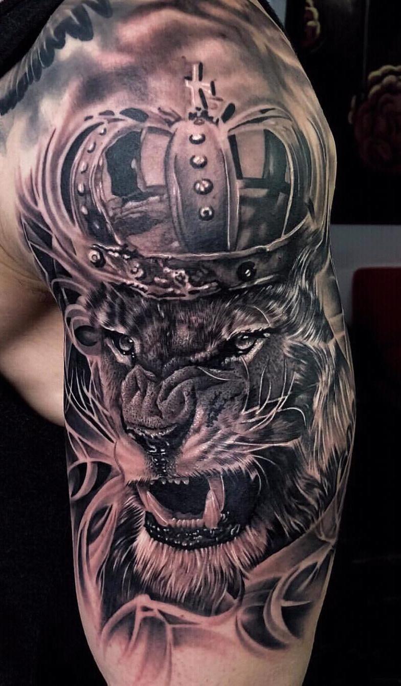 tatuagens-de-leão-masculinas-61