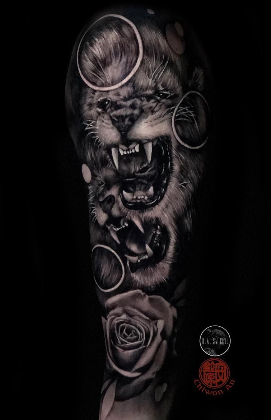 tatuagens-de-leão-masculinas-65