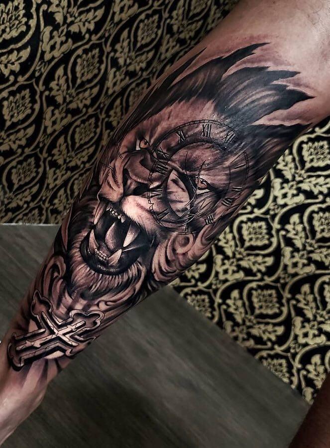 tatuagens-de-leão-masculinas-69