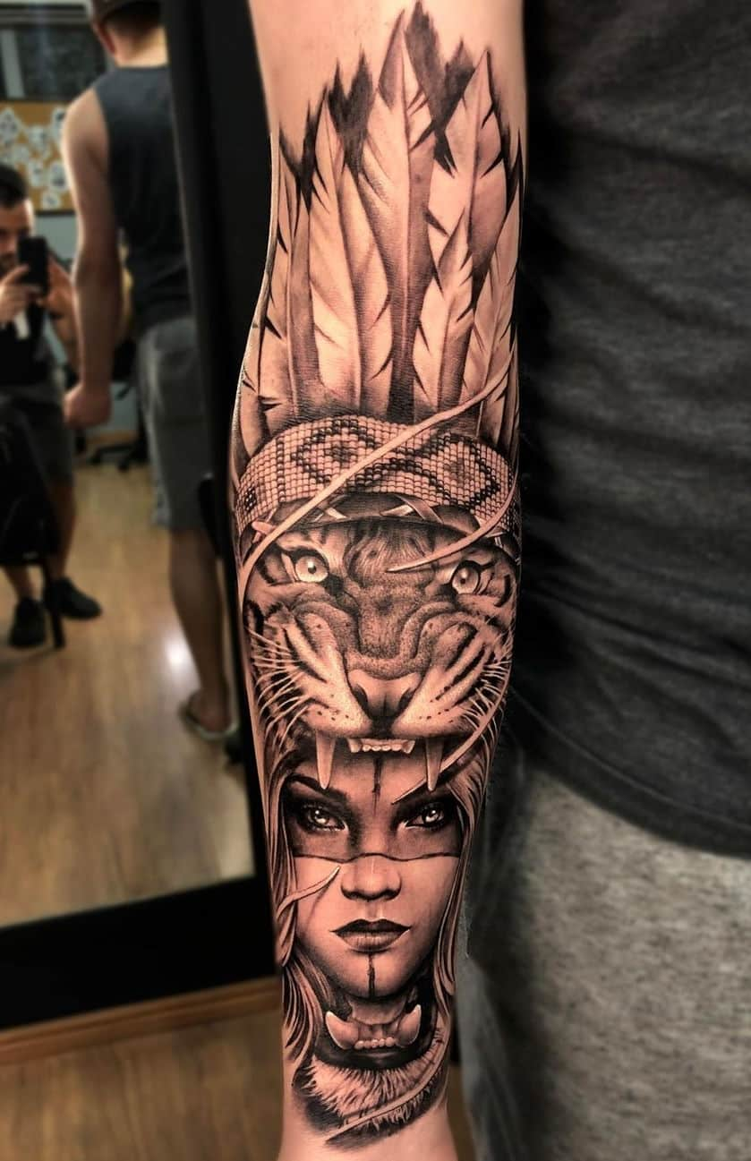 tatuagens-de-leão-masculinas-8