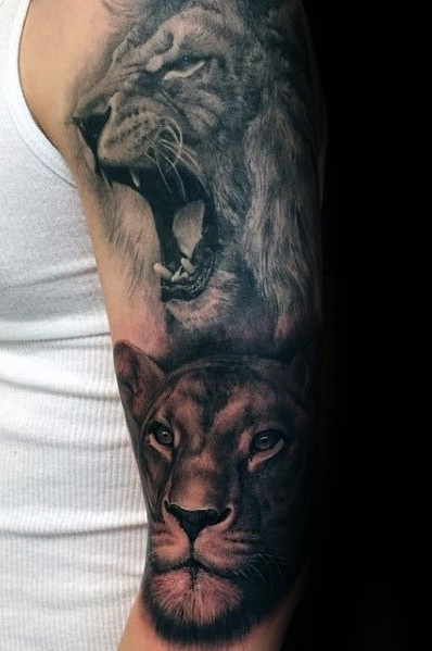 tatuagens-de-leão-masculinas-87