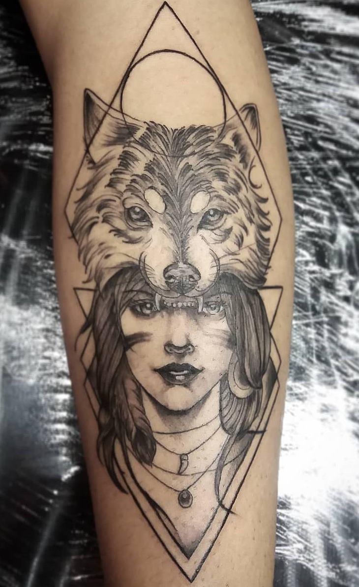 tatuagens-de-lobo-geométricas-4