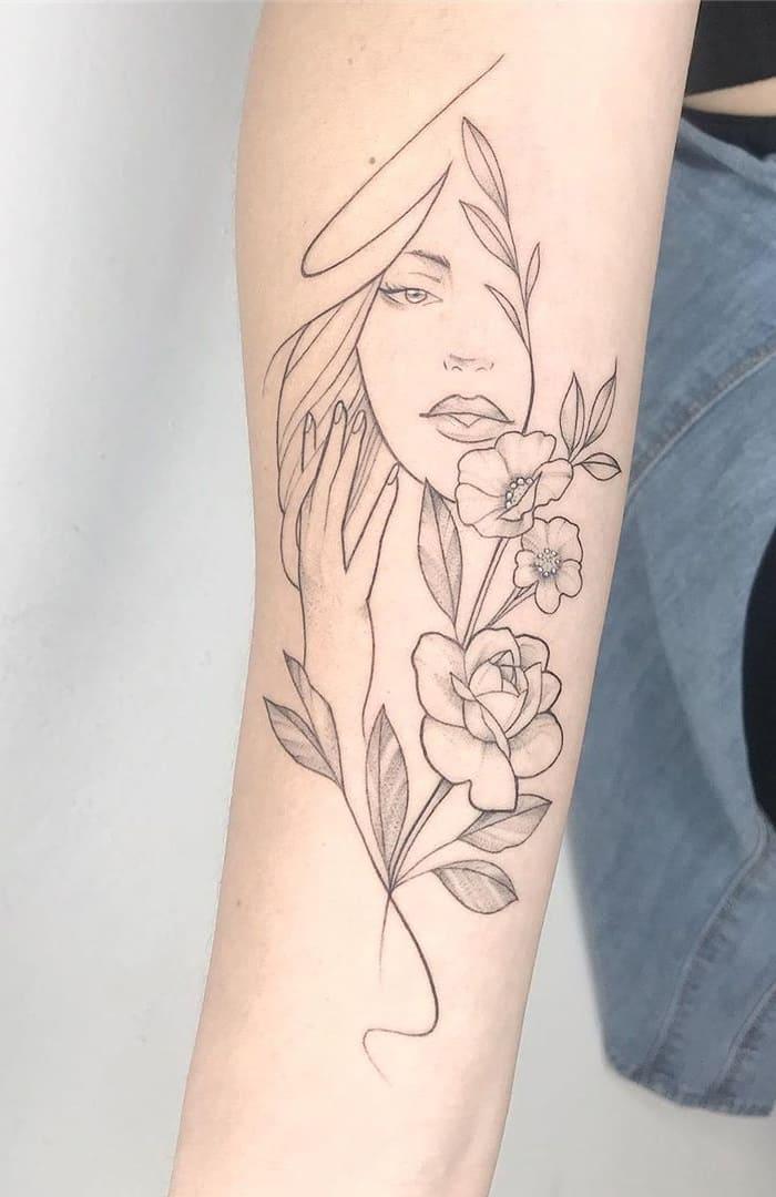 tatuagens-delicadas-no-antebraço-7