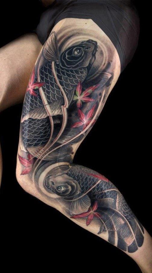 tatuagens-femininas-na-perna-27