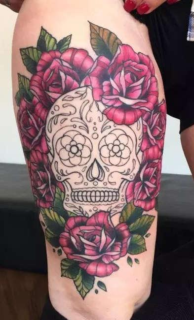 tatuagens-femininas-na-perna-32
