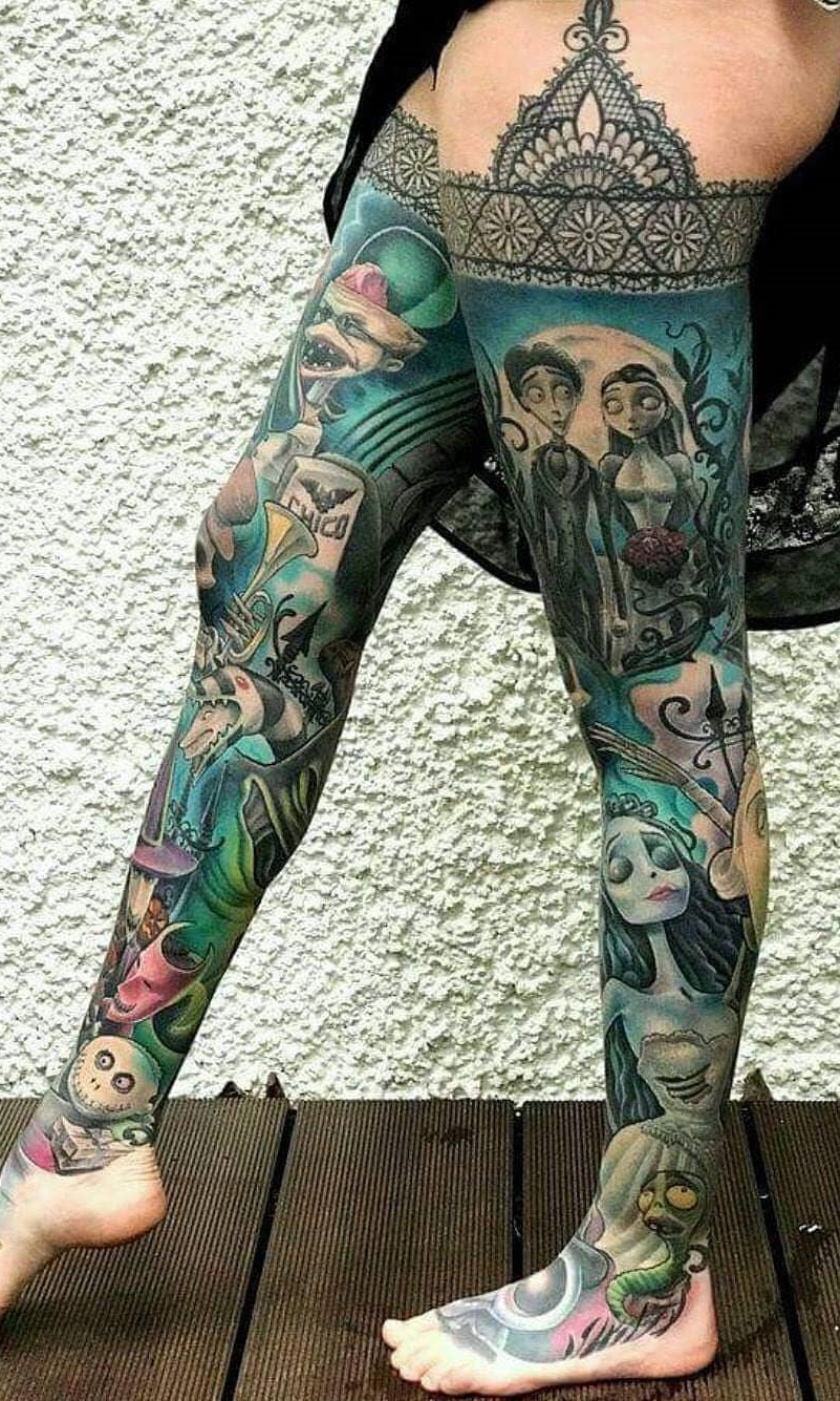 tatuagens-femininas-na-perna-53