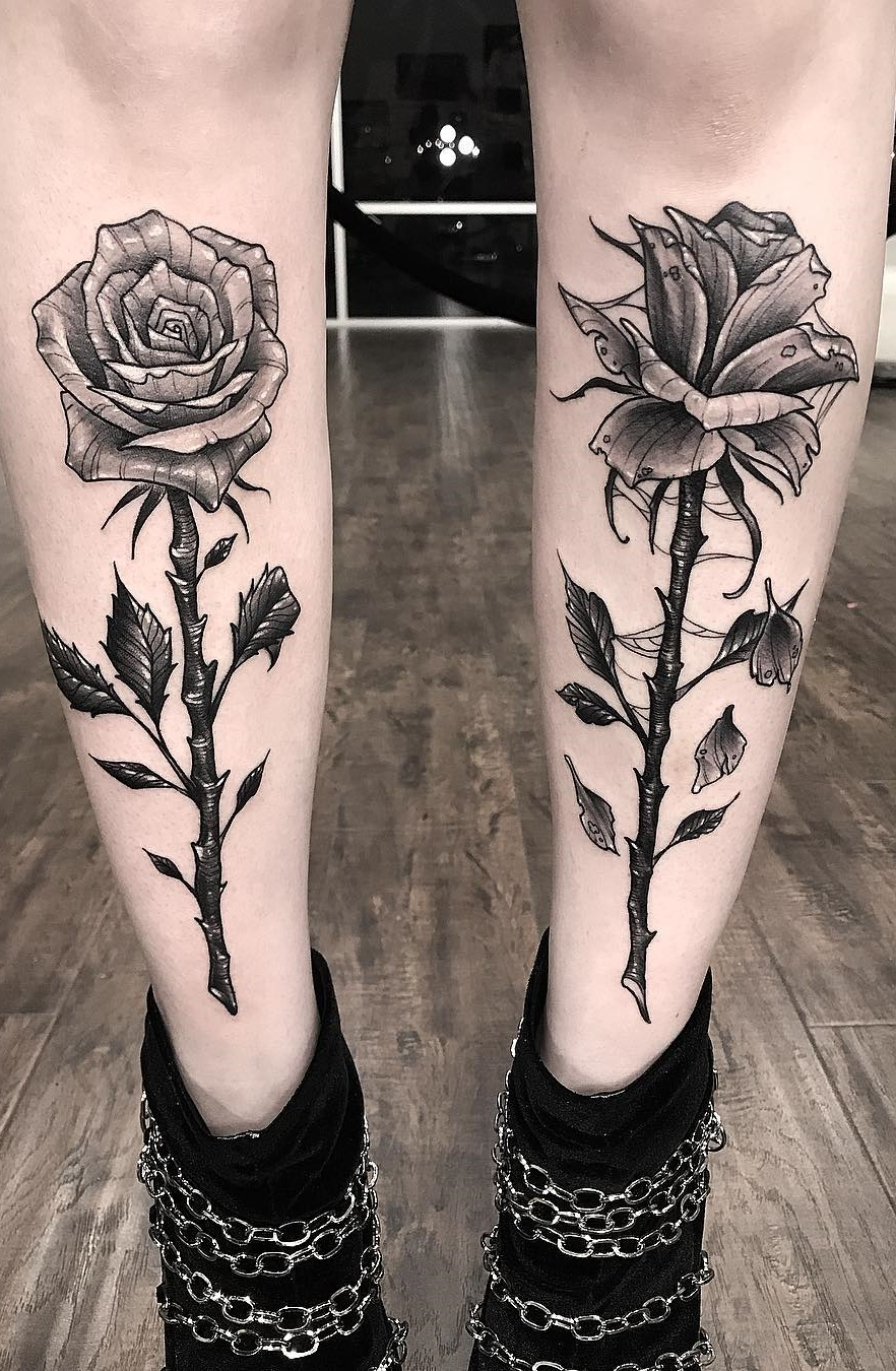 tatuagens-femininas-na-perna-54