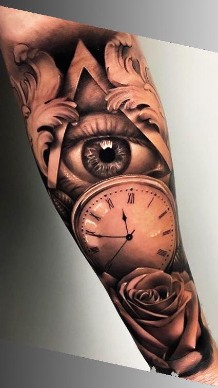 tatuagens-masculina-no-antebraço-3