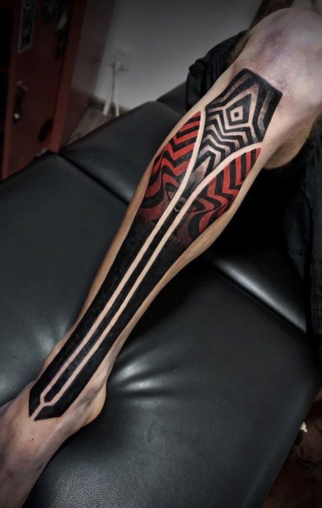 tatuagens-geométricas-na-perna-4