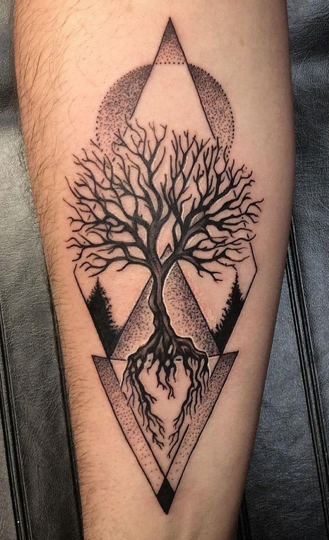 tatuagens-geométricas-no-antebraço-12