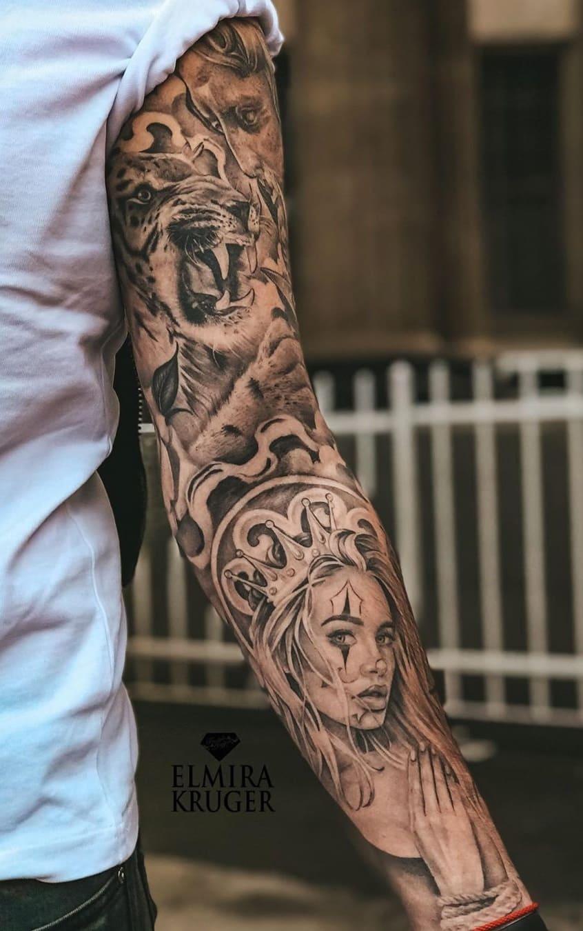 fotos-de-tatuagens-masculinas-no-antebraços-12