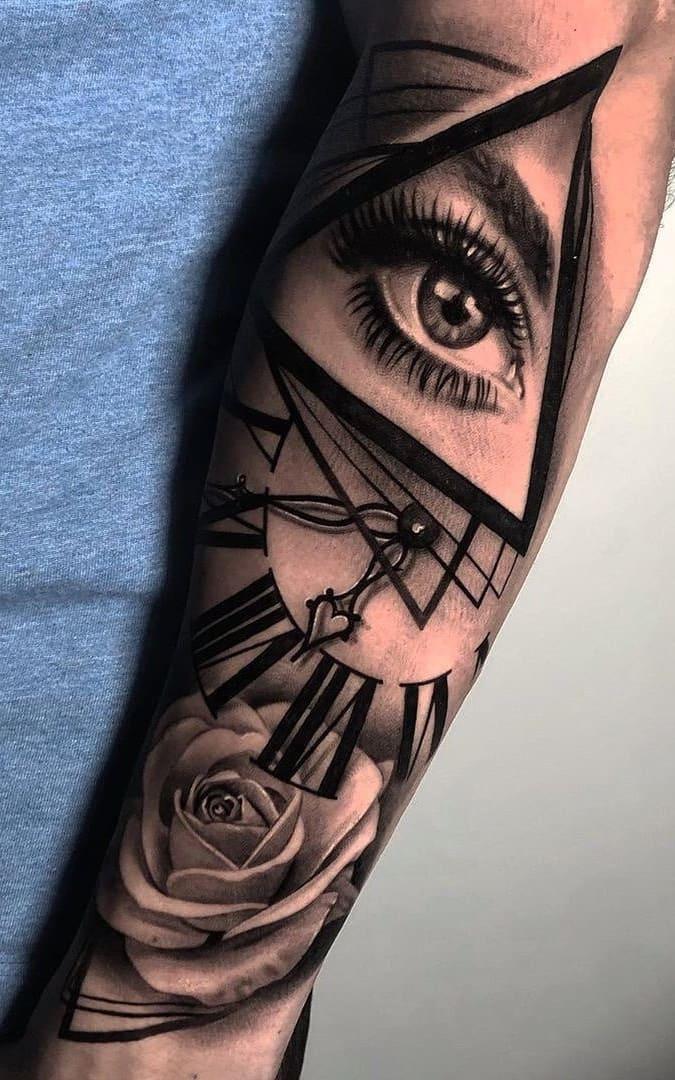fotos-de-tatuagens-masculinas-no-antebraços-14