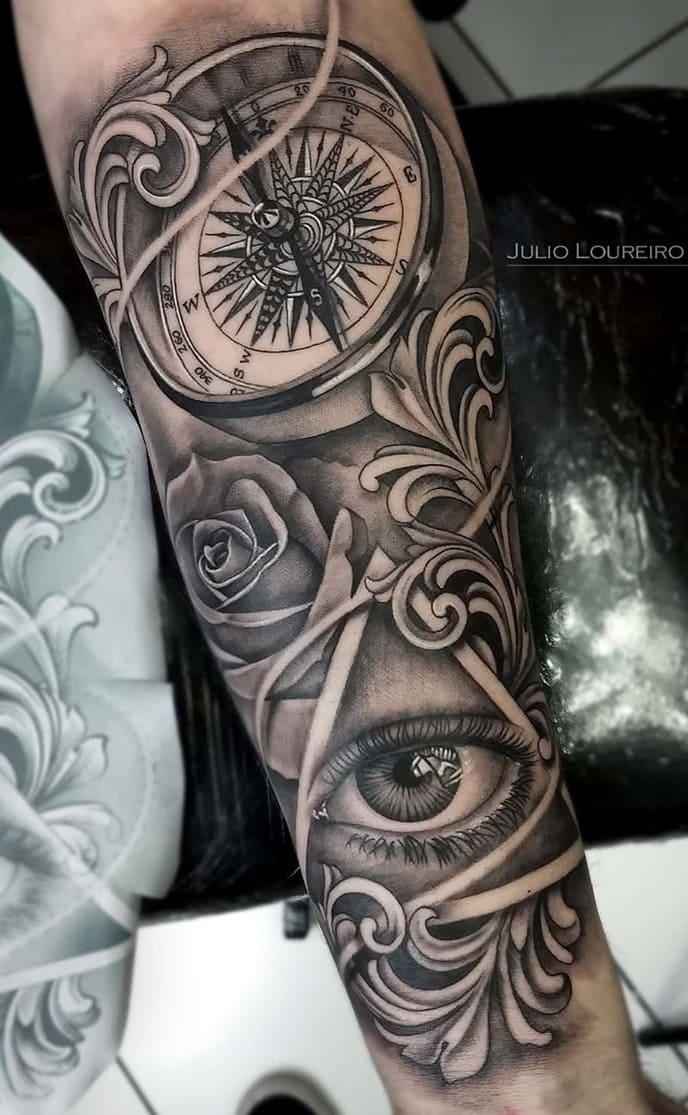 fotos-de-tatuagens-masculinas-no-antebraços-15