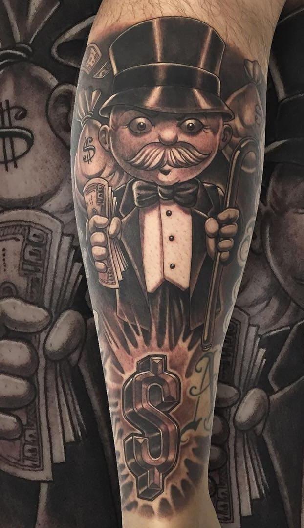 fotos-de-tatuagens-masculinas-no-antebraços-18