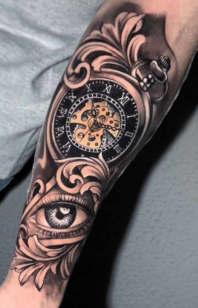 fotos-de-tatuagens-masculinas-no-antebraços-23