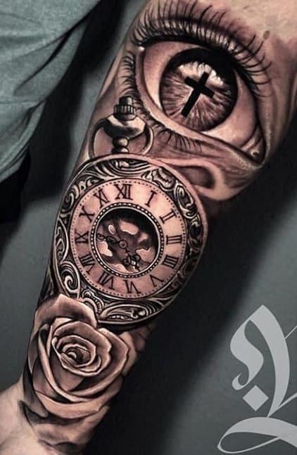 fotos-de-tatuagens-masculinas-no-antebraços-34