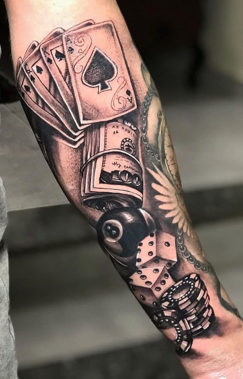 FFotos-de-tatuagens-no-antebraço-17