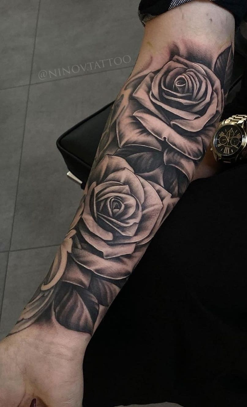 FFotos-de-tatuagens-no-antebraço-2