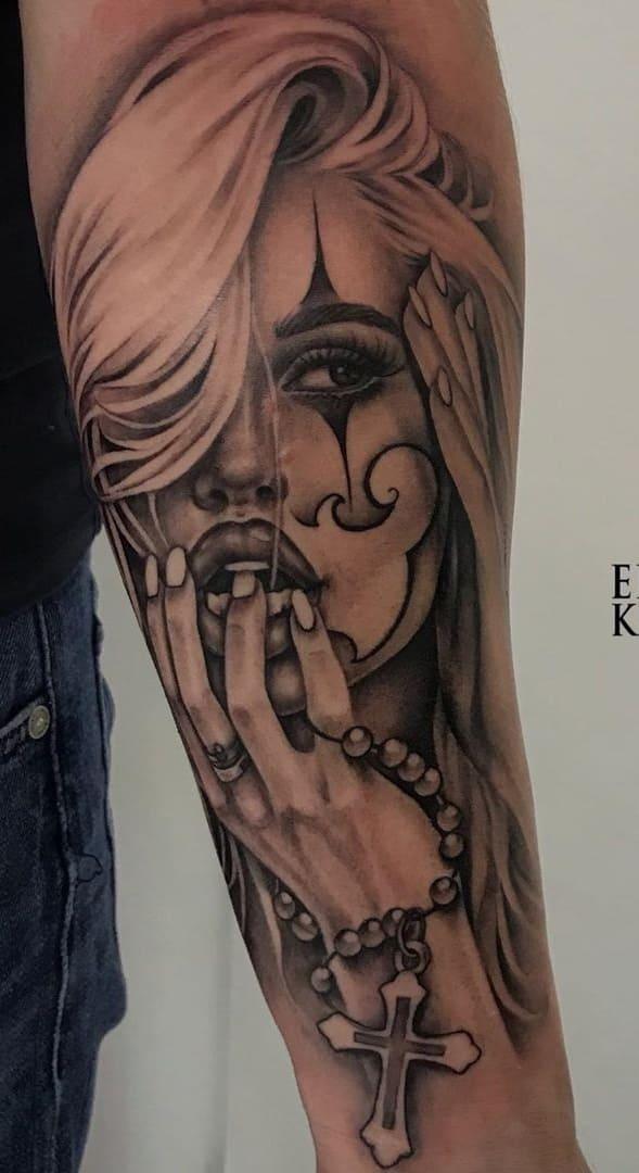 FFotos-de-tatuagens-no-antebraço-25