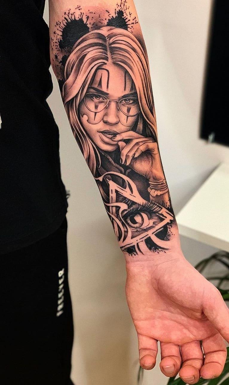 FFotos-de-tatuagens-no-antebraço-3