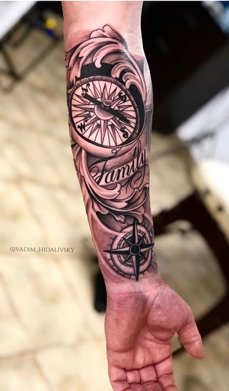 FFotos-de-tatuagens-no-antebraço-30