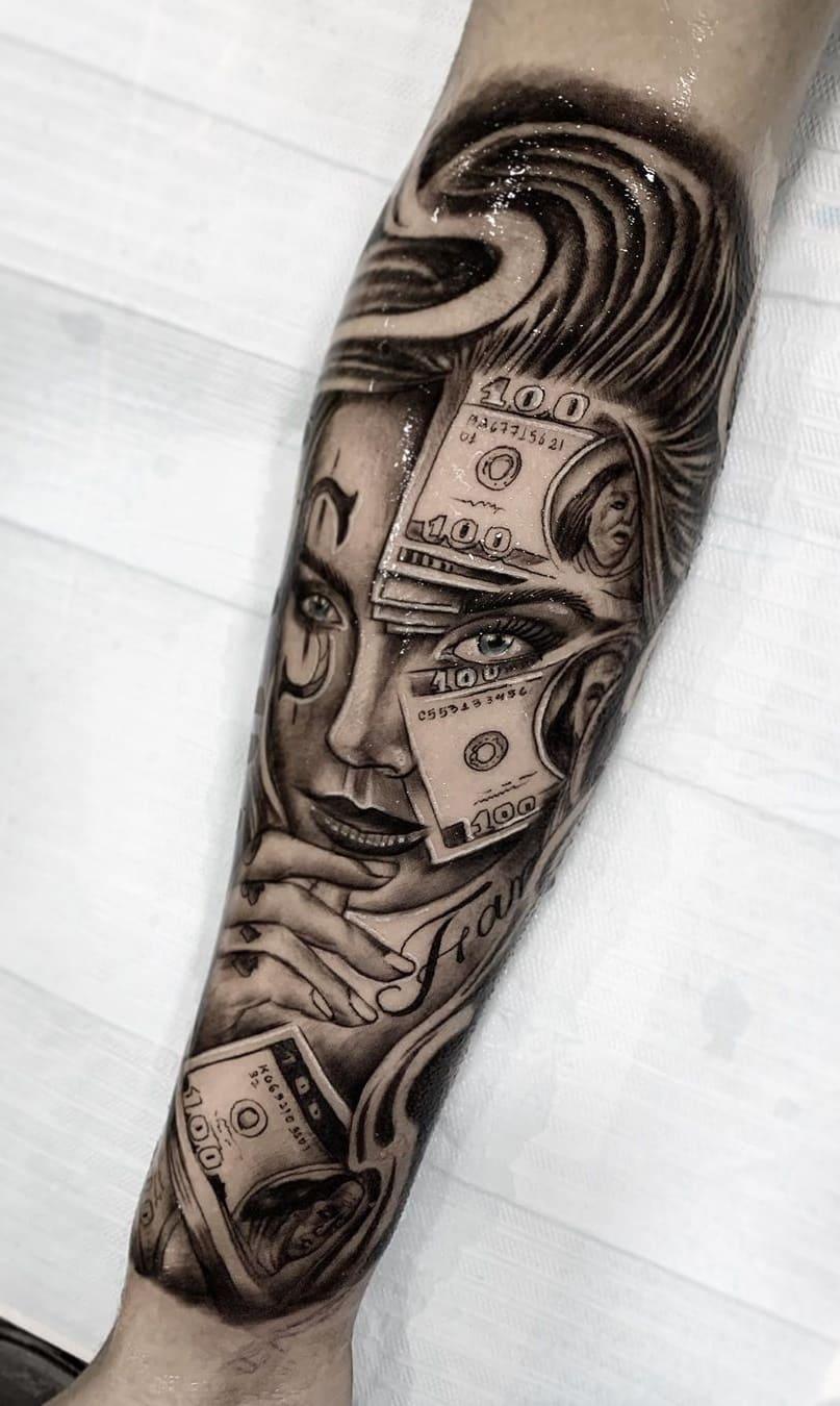 FFotos-de-tatuagens-no-antebraço-4