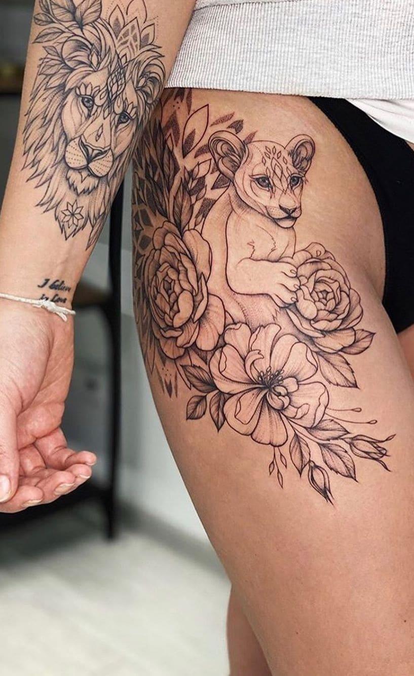 Tatuagem-feminina-no-antebraço-TopTatuagens-10