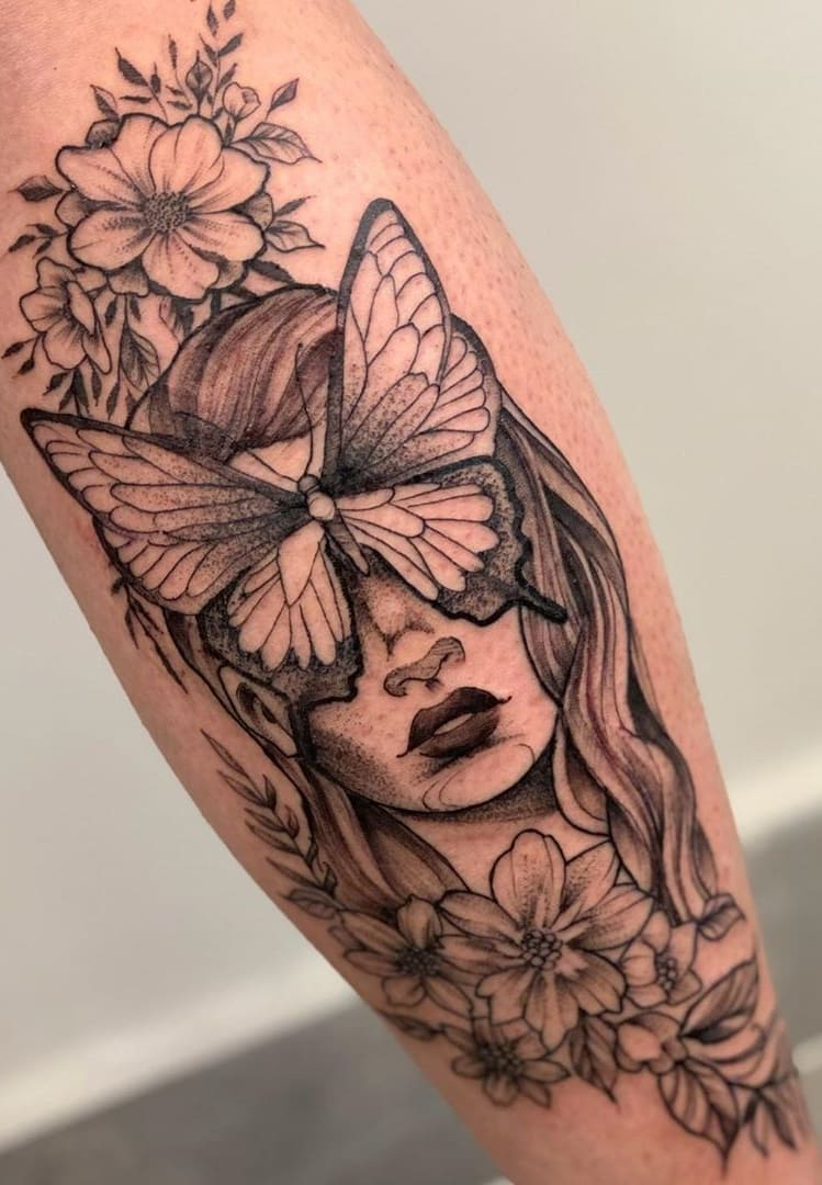 Tatuagem-feminina-no-antebraço-TopTatuagens-16