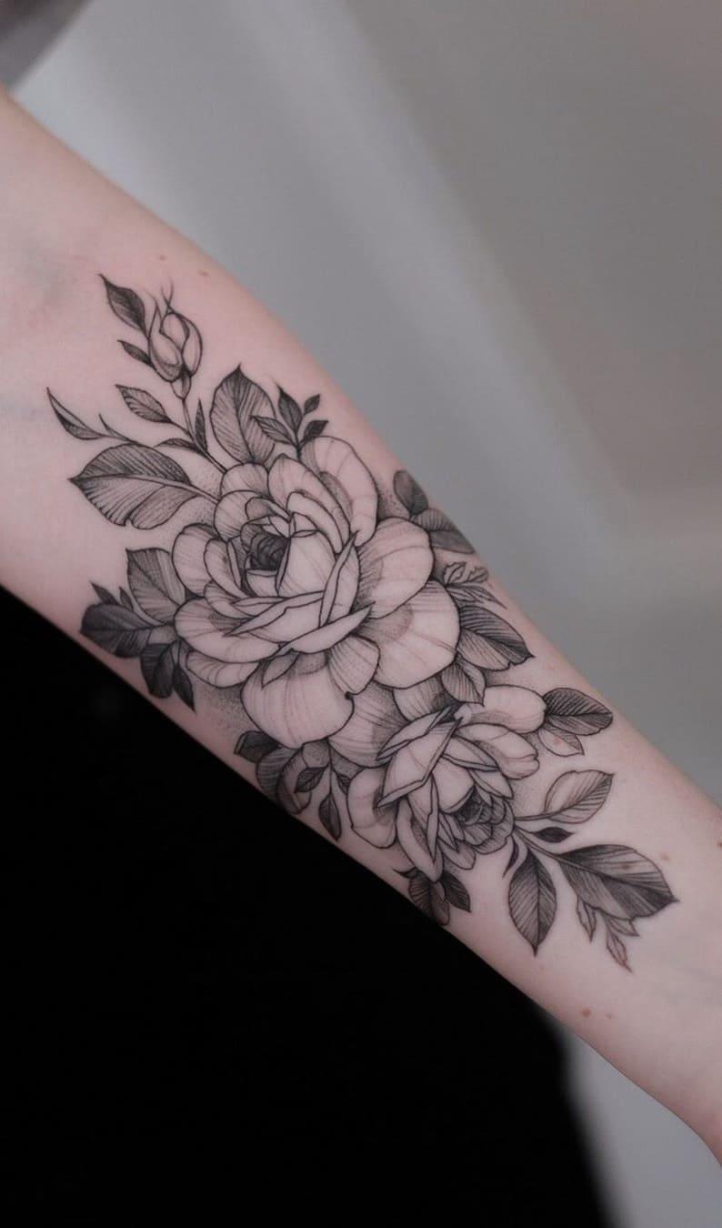 Tatuagem-feminina-no-antebraço-TopTatuagens-29