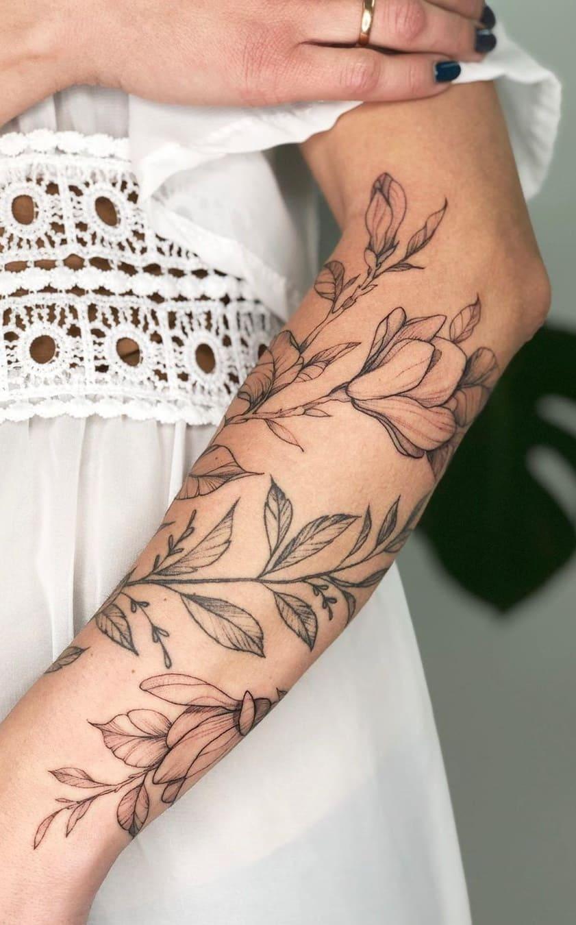 Tatuagem-feminina-no-antebraço-TopTatuagens-4