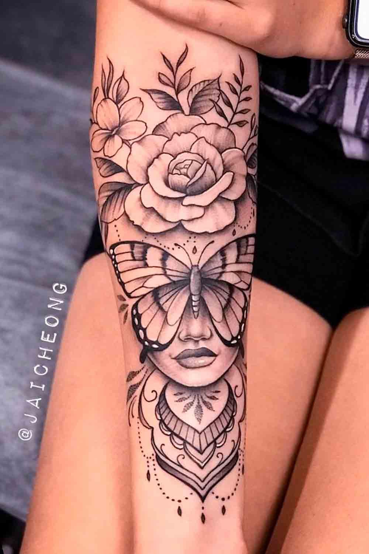 tatuagem-de-rosa-no-antebraco