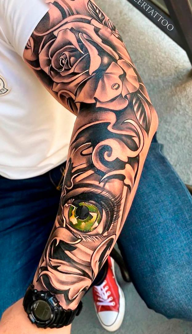 tatuagem-top-no-antebraco-masculina
