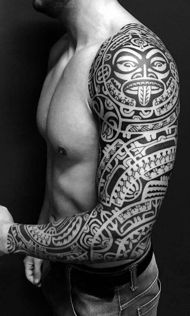 inspirações-de-braço-fechado-de-tatuagens-12