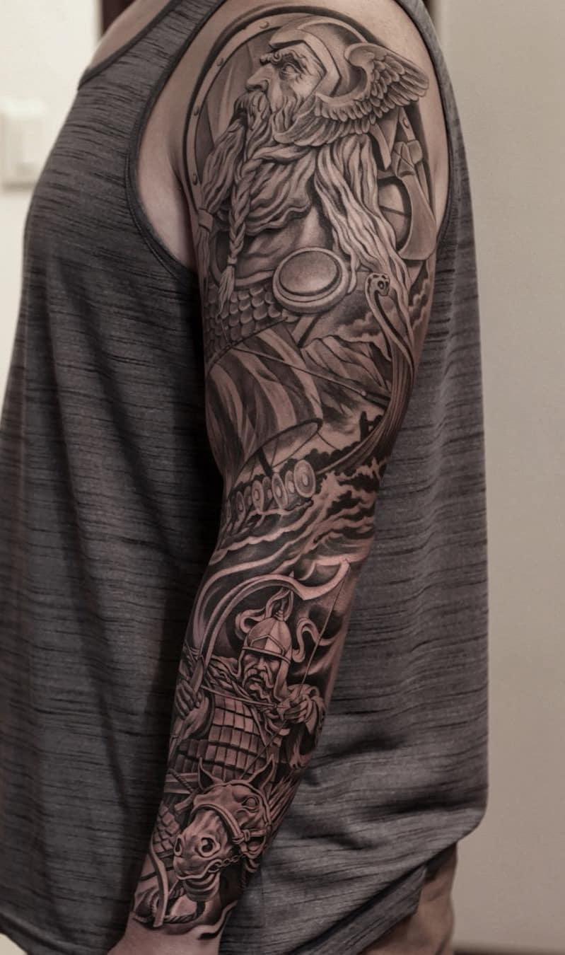 inspirações-de-braço-fechado-de-tatuagens-2