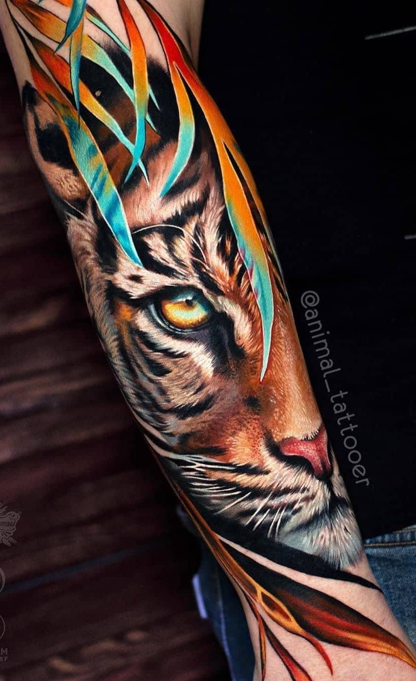inspirações-fotos-de-tatuagens-de-tigre-24