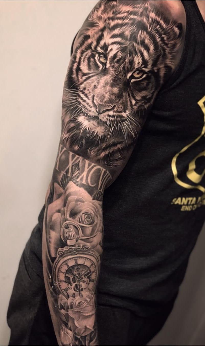 inspirações-fotos-de-tatuagens-de-tigre-26