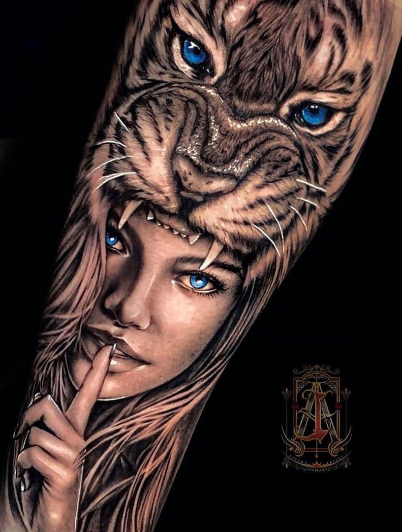 melhores-tatuagens-de-tigre-6
