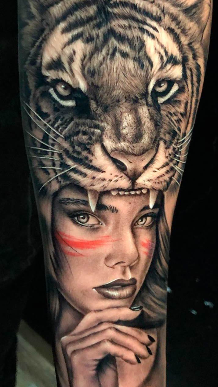 tatuagem-de-tigre-com-india