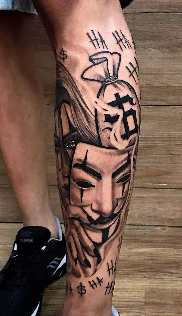 tatuagem-masculina-na-perna-2020-1