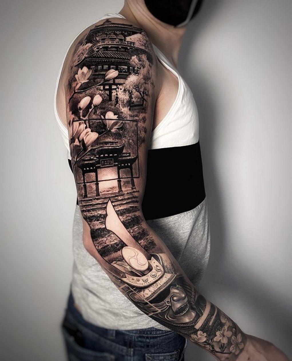 braco-fechado-de-tatuagens-masculinas-2021